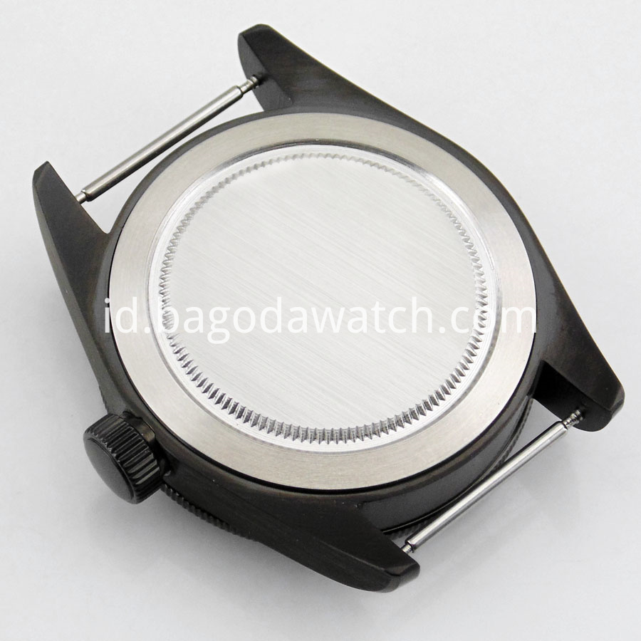 Carbon Fiber Watch Caseback