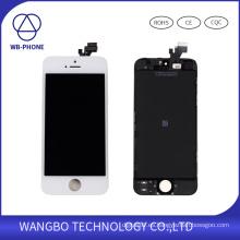 Pantalla táctil LCD para iPhone5g Asamblea de pantalla LCD digitalizador