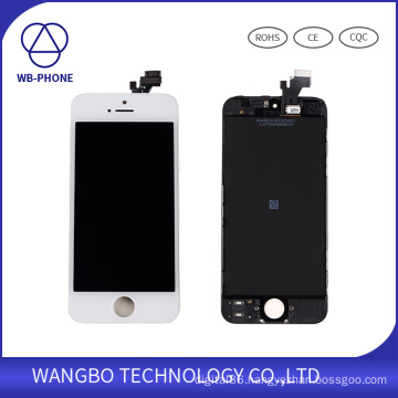 LCD Display Screen for iPhone5g Touch Screen Glass Digitizer