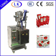 Vertical style tomato paste packing machine