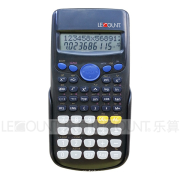 12/10 Digits 240 Function Scientific Calculator with Slid-on Back Cover (LC758A)