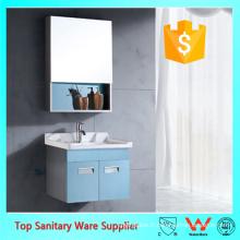 Cabinet de bassin de comptoir de produits sanitaires