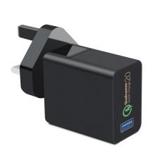 UE UK nos Plug carregador de parede rápido 5V 9V 12V