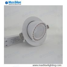 40W 50W CREE COB Gimbal LED de luz de techo
