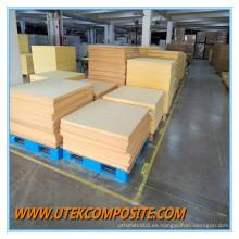 Hoja de espuma de PVC para la construcción de yates