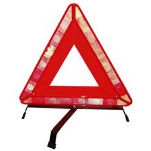 Светоотражающий дорожный знак аварийной остановки для безопасности дорожного движения