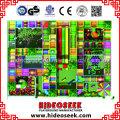 China Hersteller von Kinder Indoor-Spielplatz