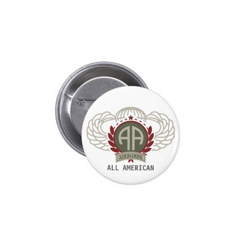 4 couleurs d'impression fer-blanc bouton Badges