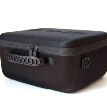 High quality travel case with hard shell carrying casefor eva cases with zipper