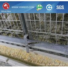 Landmaschinen-Geflügel-Batterie-Käfige für Broiler-Huhn