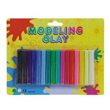 16pcs Modeling Clay