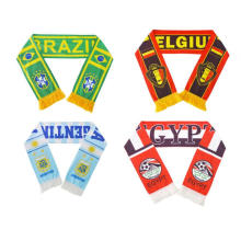 Football Teams Countries fans Scarf
