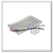 V025 perforierte Aluminiumlegierungs-Blatt-Wanne anodisiert