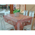 Lovely Style Cherry Pattern Table Cloth, PVC Table Cover
