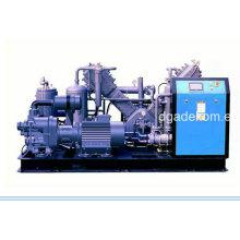 Screw Reciprocating Air Booster Compressor for Pet (KSP55/37-30)
