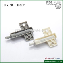 K7332 spring soft close cabinet buffer plate