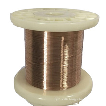 hot sale factory direct supply copper nickel alloy  6J8 ,6J11, 6J12, 6J13  manganin  wire  for cables and electronic parts