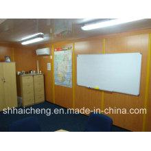 Salle de bureau à conteneur multifonctionnel modulaire (shs-mh-office049)