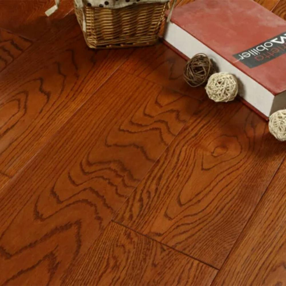 Dark Oak Click Floor Tiles