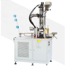 Máquina de moldagem por injeção automática para zíper de nylon
