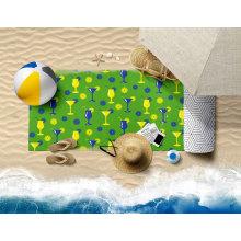 Quick Fast Dry Beach Non-Slip Best Wholesale Grip Mat Custom Yoga Microfiber Towel for Hot Yoga