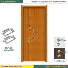 Europe Wooden Door Craved Wooden Door Front Wooden Door