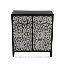CANOSA 2016 new design White mother of pearl inlay Living Room furniture