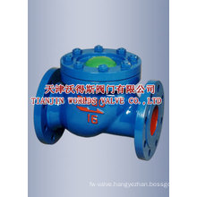 Flanged Connection Swing Check Valves (H44X-16/25)