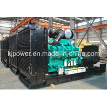 1000kVA Дизельный генераторный агрегат Powered by Cummins Engine in Stock