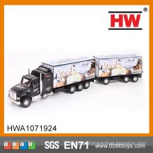 Brinquedo caminhão recipiente 64 centímetros