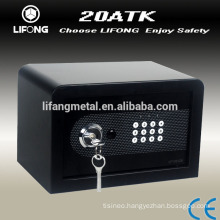 20size mini safe box with colorful bright painting for your option