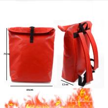 2021 New Fire proof document bag,Waterproof FireProof  File Bag Safe Storage Pouch Fireproof Document Backpack