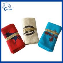 100% Cotton Promotion Tea Towel (QHT7783)