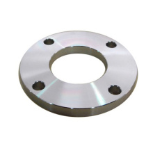 Carbon steel high pressure plate flange