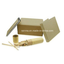 Eco Briefpapier mit Papierbox