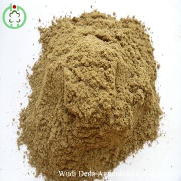 72% de harina de pescado de grado proteínico para poutry