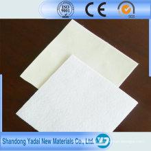 Geomembrana composto dos materiais de construção 2mm do forro de Geomembrana do HDPE do PVC