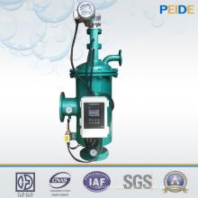 Промышленный автоматический самоочищающийся фильтр для воды