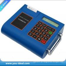 Medidor de fluxo portátil / Medidor de fluxo portátil ultra-sônico / Detector de fluxo de sensor de parede ultra-som