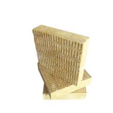Panneau isolant en laine de roche pour mur extérieur de bonne qualité