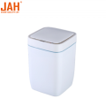 JAH Plastic Intelligent Waterproof Trash Can for Home