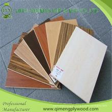 16mm 17mm 18mm 19mm Melamine Paper Face Block Board Plywood