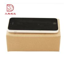 Caixa de empacotamento do telefone móvel reciclável feito sob encomenda por atacado direto da fábrica