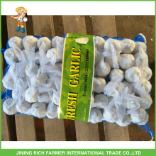 Fornecimento e exportação de 2015 novo alho fresco colheita, alho natural, alho descascado, alho Shandong