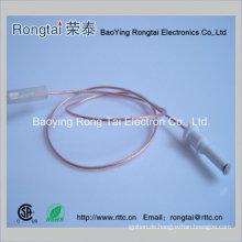 Zündungselektrode für Gasofen / Gasherd