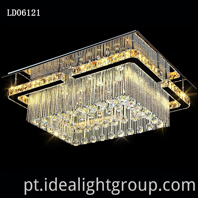 decoration crystal lamps