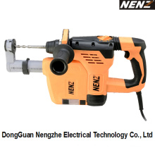 Heavy Duty Rotary Hammer with Dust Extractor (NZ30-01)