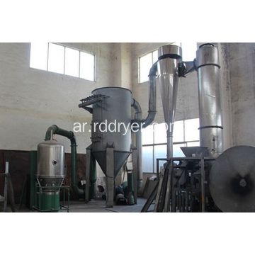 XSG Series Spin Flash Dryer for Cellulose