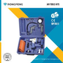Kits d'outils pneumatiques Rongpeng RP7811