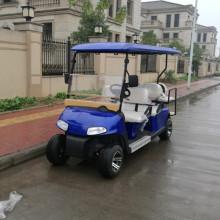 carrinhos de golfe elétricos para 6 passageiros movidos a bateria